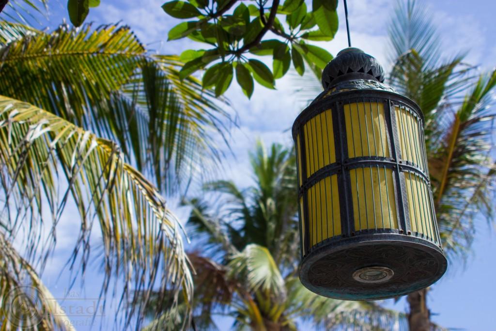 Bali, lantaarn